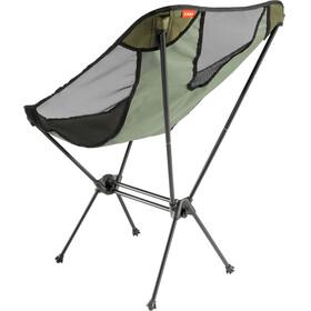 LEKI Chiller - Siège camping - noir/olive